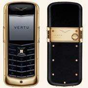 В Москве изъята партия элитных мобильных телефонов Vertu