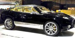 В России появится роскошный внедорожник Spyker D12