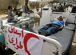 Египет выдворяет палестинцев обратно в сектор Газа