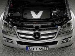 Mercedes выводит на российский рынок дизельные внедорожники