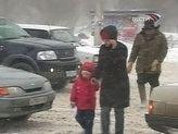 В Тольятти из-за снегопада начались перебои с хлебом