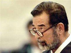 Саддам Хусейн врал про оружие массового уничтожения из-за Ирана