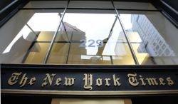 The New York Times поддержала Хиллари Клинтон