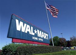 """Wal-Mart хочет продавать электромобили и \""""гибриды\"""""""