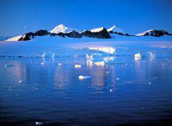 Скорость таяния льдов на Южном полюсе продолжает увеличиваться