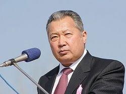 В Киргизии создано тайное общество для свержения Курманбека Бакиева