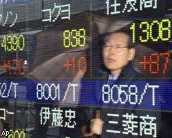Японские индексы повторили рекорд 6-летней давности