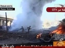 Мощный взрыв в Бейруте. Более 10 погибших