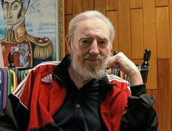 Фидель Кастро рассказал кубинцам о смерти