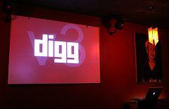 Digg меняет алгоритм продвижения новостей