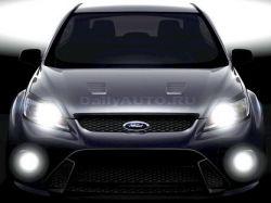 Первая официальная информация о новом Ford Focus RS