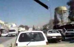 Как американцы ездят по Ираку (видео)