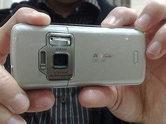 Nokia N82 - лучший 5-мегапиксельный камерофон?
