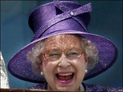 Королева Великобритании Елизавета II признана первой кокеткой мира