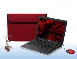 Sony представляет ноутбуки для влюбленных Vaio Sangria Red