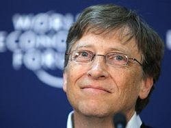 "Билл Гейтс предложил заняться \""креативным капитализмом\"""