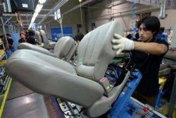 На ширину автомобильных сидений влияет лишний вес американцев