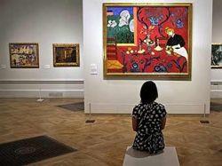 """Выставка картин \""""Из России\"""" открылась в Лондоне с аншлагом"""