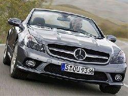 Линейка Mercedes SL пополнится бюджетной версией