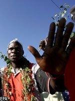 В Африке голодные беженцы угрожают дикой природе