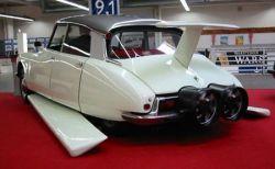 Самые знаменитые автомобили из кинофильмов