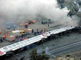 В Турции поезд сошел с рельсов: 8 погибших