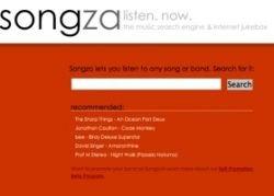 Софт: необычный музыкальный поисковик Songza
