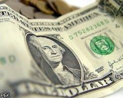 Курс доллара демонстрирует уверенный рост