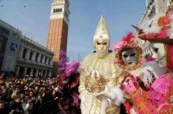 Carnival of Venice: репортаж с венецианского карнавала (фото)