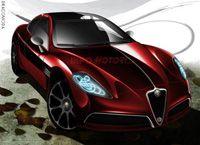 Alfa Romeo 169 дебютирует в 2008-м