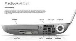 MacBook Air в версии «Самолет» - MacBook AirCraft