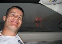 Мужчина выжил после страшного удара молнии в голову  (фото)
