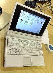 Asus завоевывает рынок благодаря Eee PC