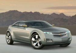 """Серийный \""""гибрид\"""" Chevrolet Volt будет стоить 40 тысяч долларов"""