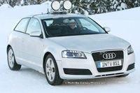 Обновленная Audi A3 Cabriolet