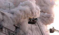 В Москве появятся частные пожарные