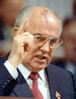 Скандальное интервью Михаила Горбачева, проигнорированное российскими СМИ