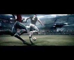 Футбол будущего от Puma (видео)