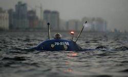 Одноместная подводная лодка (фото)