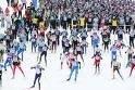 Новгородский этап «Лыжни России» могут перенести из-за нехватки снега