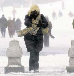 Экстремальные морозы ожидаются в Туве, Хакасии и Красноярском крае