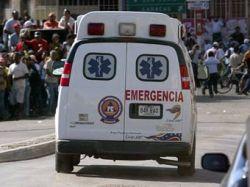 Незадачливые венесуэльские грабители сдались полиции