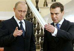Владимир Путин может стать преемником Дмитрия Медведева