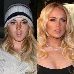 Знаменитости без макияжа (фото)