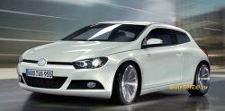 Volkswagen Scirocco 2009 - премьера совсем скоро