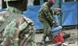 Кенийская полиция получила приказ стрелять на поражение