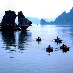 Вьетнам развивает круизный отдых