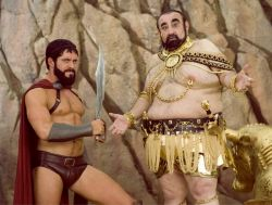 «Знакомством со спартанцами» - промо-ролик к фильму (видео)