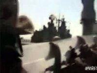 Немецкие подводные лодки столкнулись на YouTube