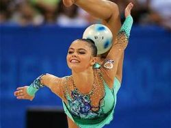 Алина Кабаева уходит из спорта